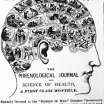 L0000992 Phrenology: Chart Credit: Wellcome Library, London. Wellcome Images images@wellcome.ac.uk http://wellcomeimages.org Chart from 'The Phrenological Journal' (